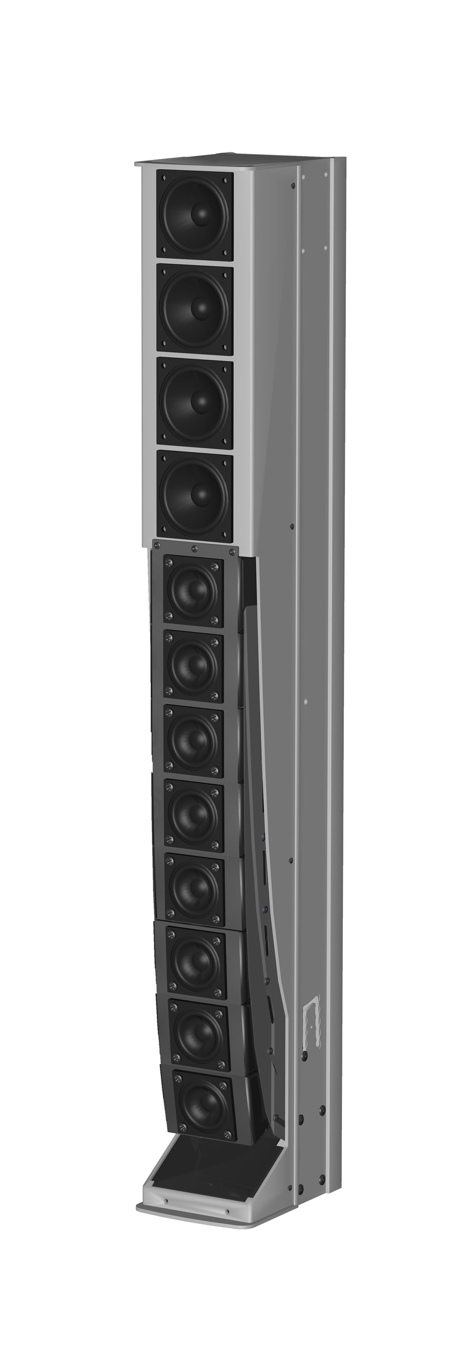SR-MF1 Mechanically Steerable Line Array Speaker System