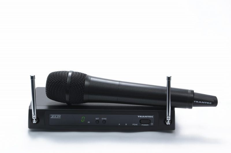 S4.04 Dynamic Handheld Microphone Set