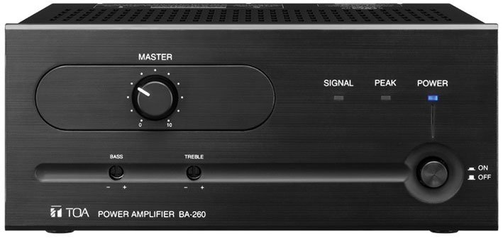 Power Amplifiers - 60W